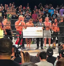 AEW Is Making Jacksonville A Wrestling Hotspot
