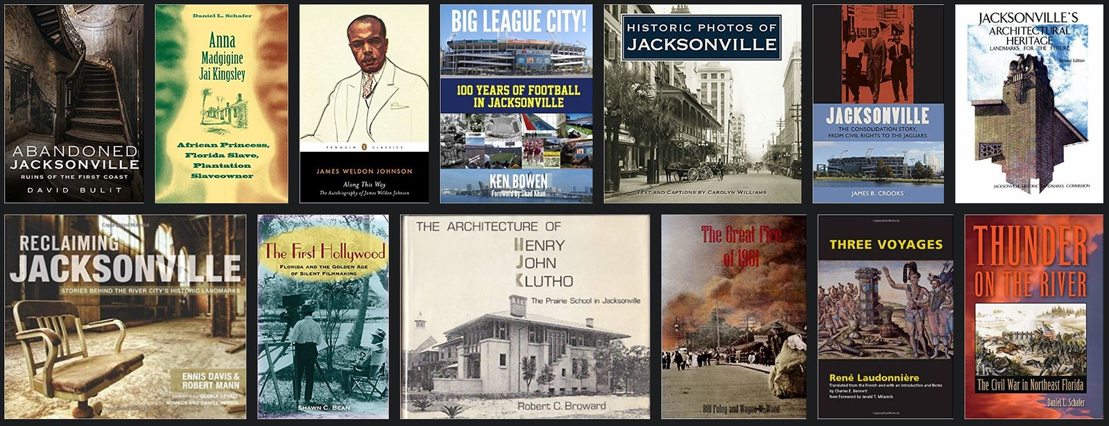 The best books about Jacksonville