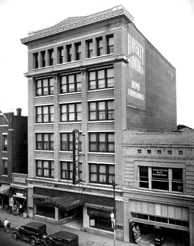 The History Of The Jones Brothers Furniture Company Building