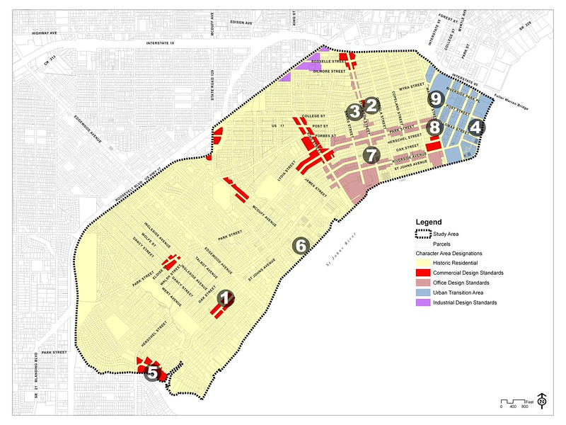 Please Feel Free To Send Us Comments At Rapzoningatgmail Com Or Give Us An Old Fashioned Phone Call At 904 389 2449 Proposed Development Locator Map