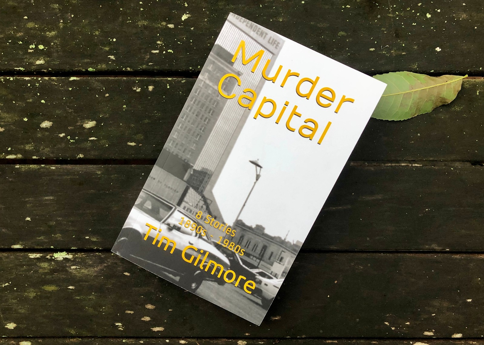 Tim Gilmore's new book chronicles FL's 'Murder Capital'