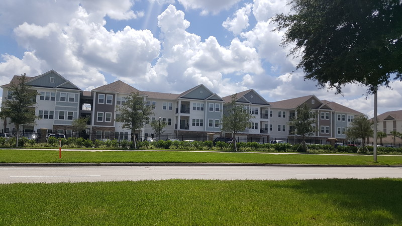 A Second Phase Adding 355 More Apartment Units Is Now Under Construction 14 The Luxe At Bartram Park Apartments Homes