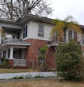 Five Early Jacksonville African American Architects