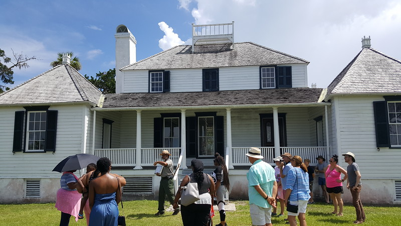Five plantation houses in Jacksonville