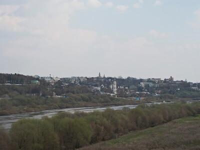 Kaluga. View from the far bank-2