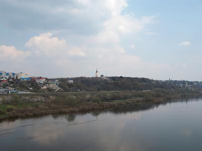Kaluga. View from the far bank