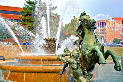 Kansas City Fountain