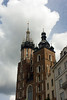 Church of Our Lady, Cracow city centre (09-2007)<br /> Konica Minolta Dimage A2