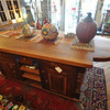 The store in Lititz sells barn wood furniture, at a darn good price too. We got a couple little things here.