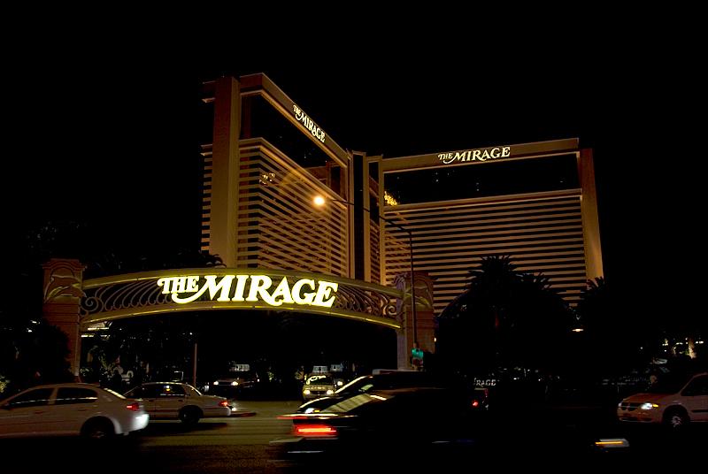 Las Vegas: The Mirage
