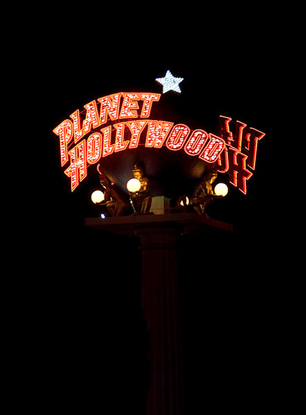 Las Vegas: Planet Hollywood