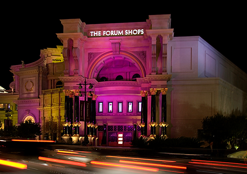 Las Vegas: The Forum Shops