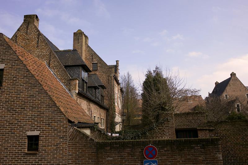 Groot Begijnhof, Leuven, Belgium<br /> Sigma DP1s