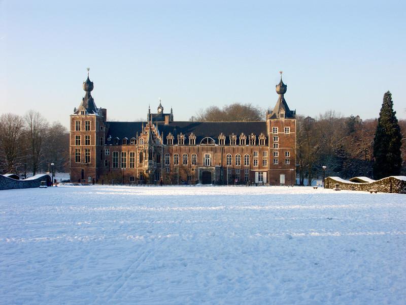 Kasteel van Aarenberg, Herverlee, Leuven<br /> Konica Minolta Dimage A2