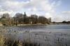 Abdij van den Park, fish pond, Heverlee, Leuven, Belgium<br /> Sigma DP1s