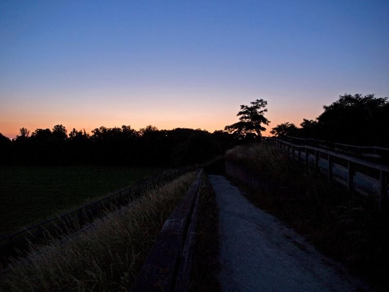 evening in Leuven, in the vincinity of the Abdij van den Park<br /> Olympus E-420, Zuiko 12-60mm/2.8-4.0