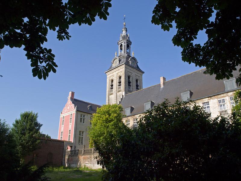 Abdij van den Park, Heverlee, Leuven<br /> Olympus E-420 & Zuiko 12-60mm/2.8-4.0