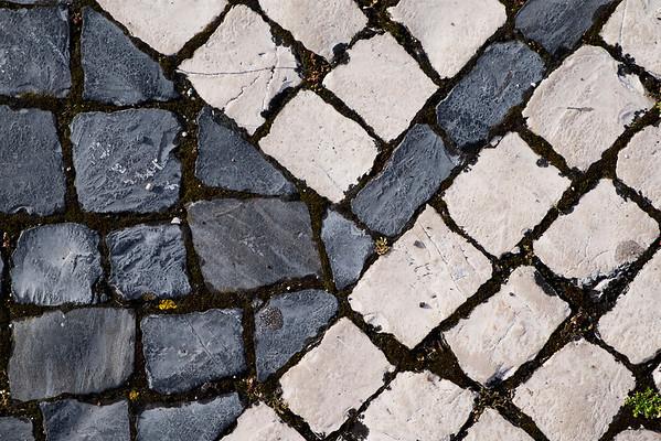 Sidewalk Detail