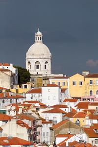 Santa Engracia Church, Lisbon