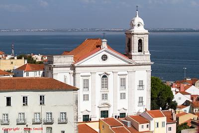 Santo Estevao Church, Lisbon