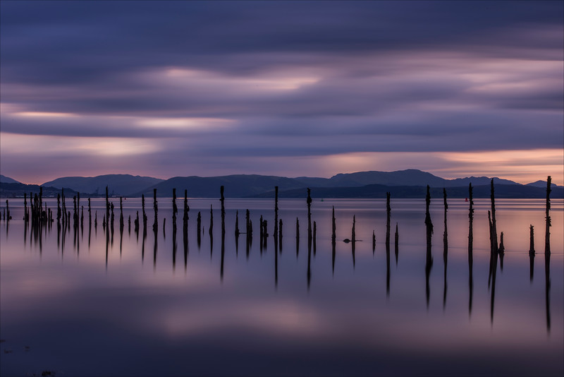 Timber Ponds, Firth of Clyde
