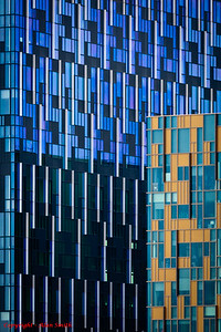 Colourful Office Block