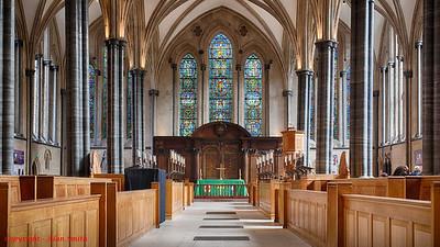 Temple Church - London