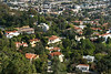 Los Angeles, Neighborhood at bottom of hill from Griffith Observatory