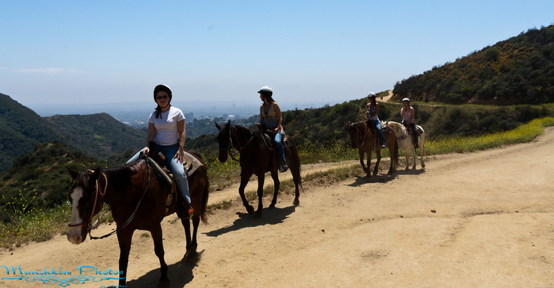 the riding group
