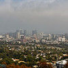 Los Angeles from the getty