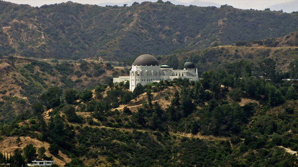 The Griffith Park Observatory