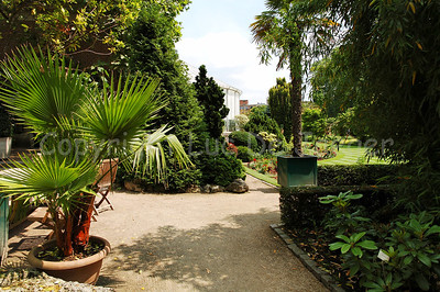 Belgium's oldest botanic garden (Hortus Botanicus or Kruidtuin) can be found in Louvain (Leuven). Water features, a wide variety of plants, shrubs and trees, lovely well placed sculptures, and many comfortable benches make visiting this garden a nice experience.