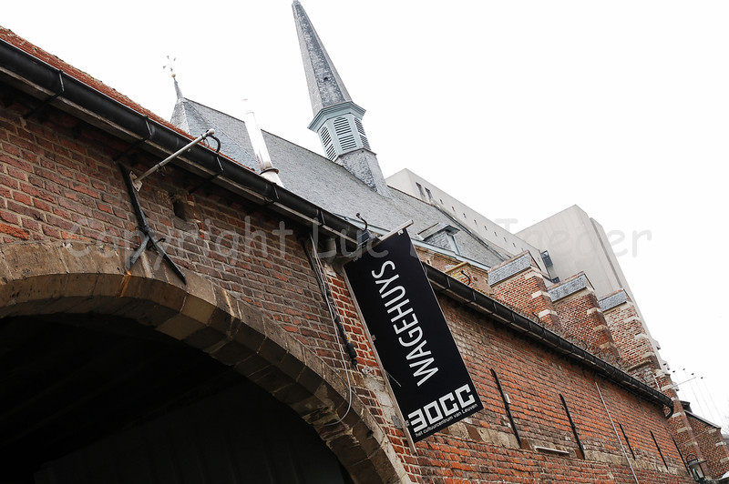 30 CC, the Cultural Center (Cultuurcentrum) in Louvain (Leuven), Belgium.