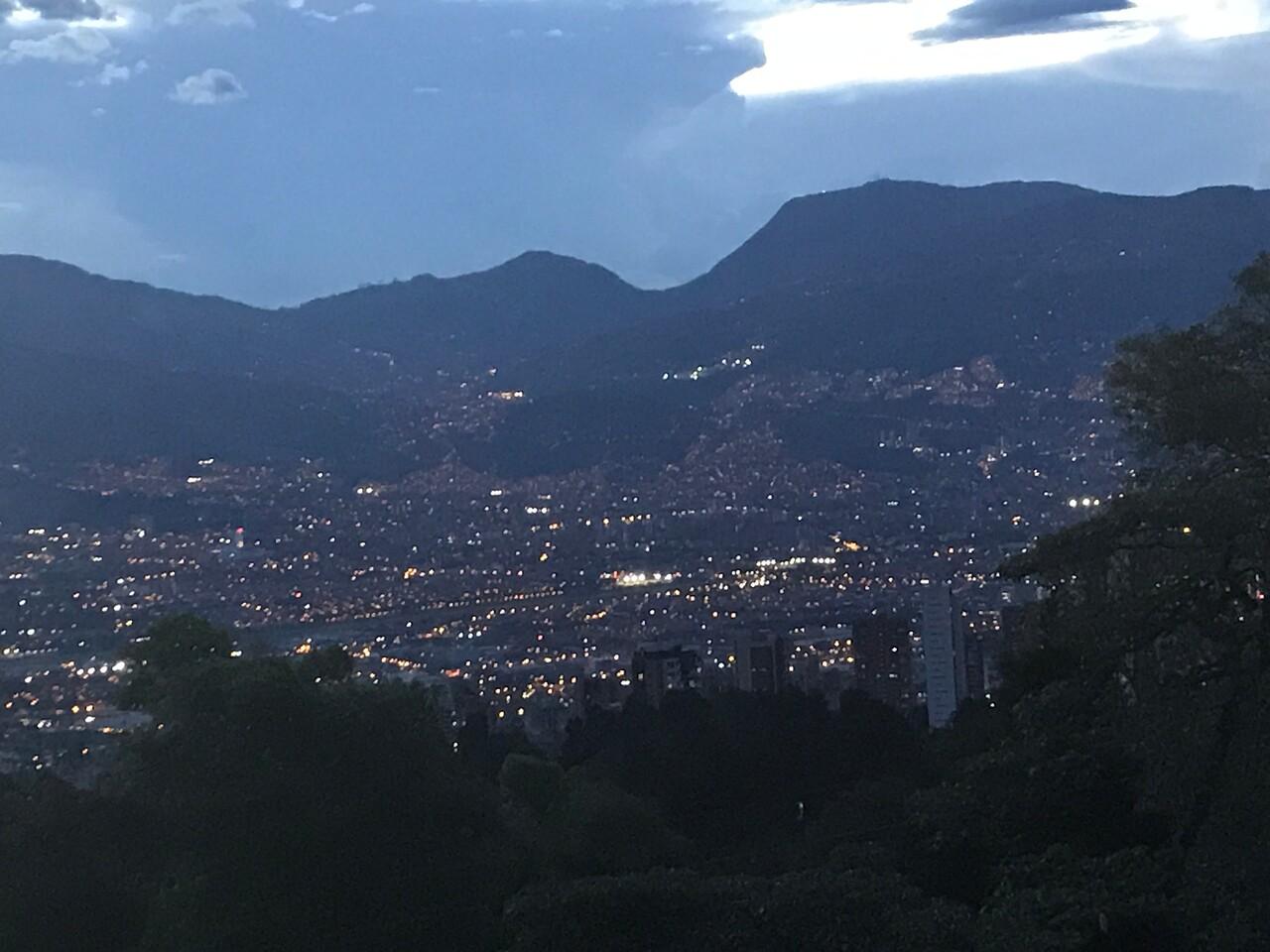 Sunset @ Villa Los Angeles