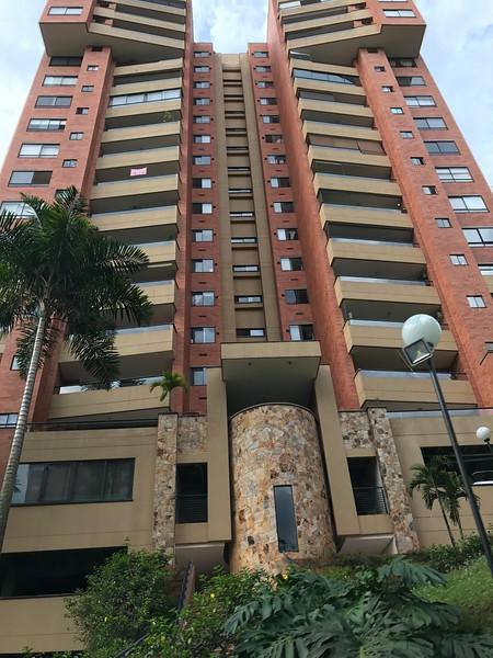 Campiña offers huge balconies