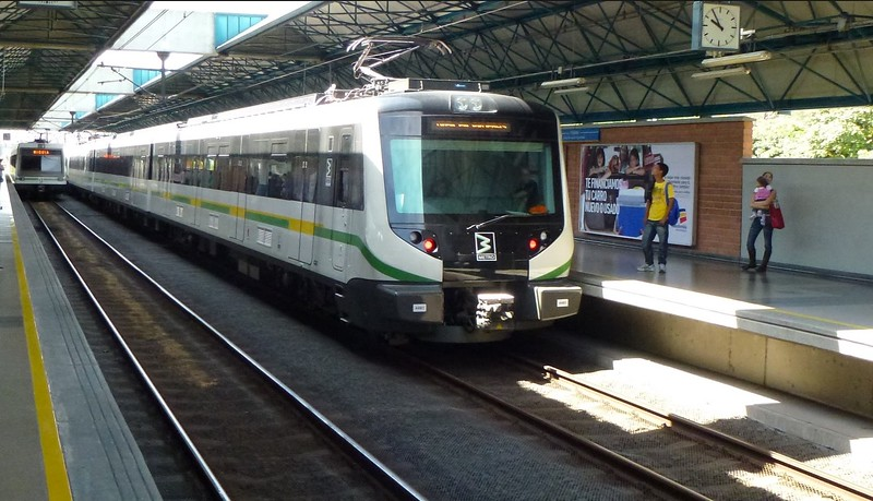 Medellin Metrorail