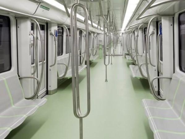 New Medellin Metrorail Cars
