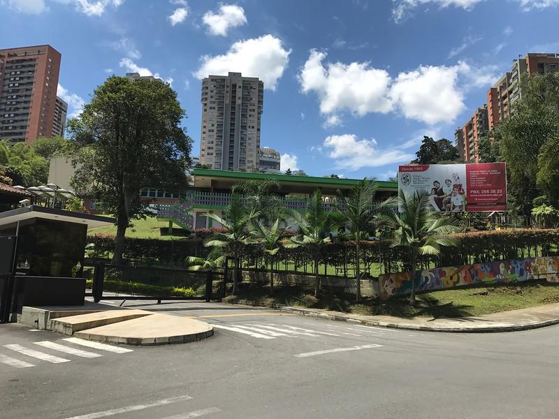 Santa Maria del Rosario School