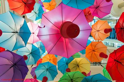 Umbrella Art