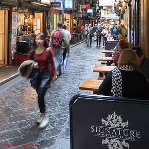 Melbourne Backstreets