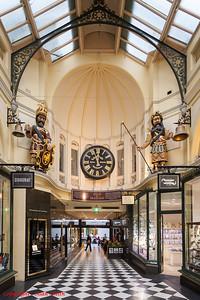Melbourne Shopping Arcade