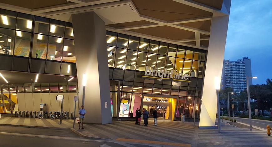 Is Jacksonville in Brightline's future?