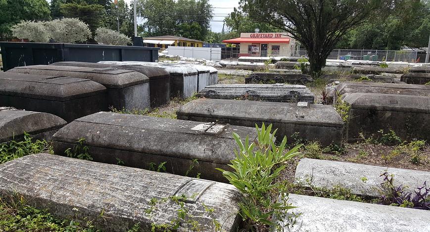 Inside's Miami's Historic Lincoln Memorial Park