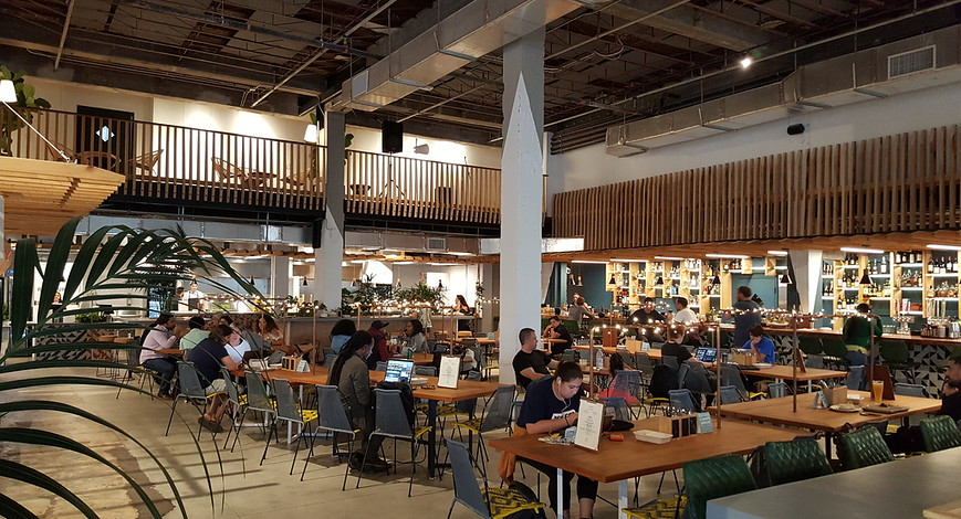 Seven Historic Food Halls Headed to Florida's Cities
