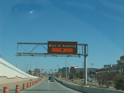 Minneapolis, MN: Mall Of America