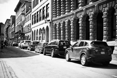 Streets of Vieux Montréal