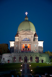 Saint Joseph's Oratory, Mount Royal