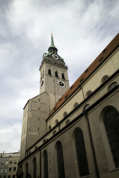 St. Peter's Church, Munich<br /> Sigma DP1s