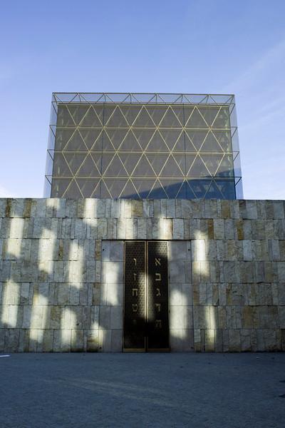 Neue Synagoge Muenchen 1