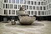 Chrome sculpture, new Building, Oberanger, Central Munich<br /> Sigma DP1s